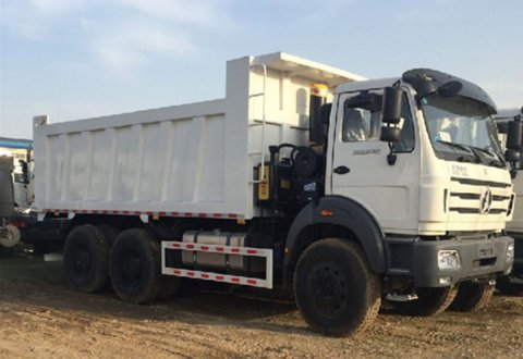 Beiben NG80 6x4 30T  380hp Dump Truck Cheap price For Sale