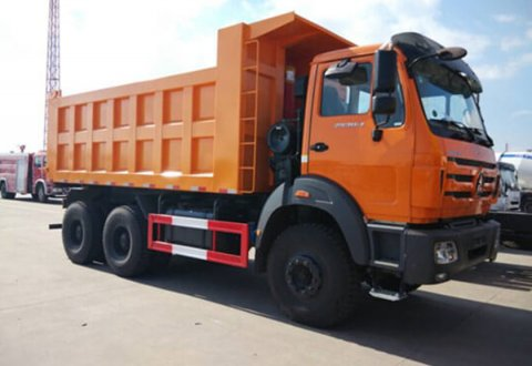 NORTH BENZ(Beiben) 6X4 25t Tipper Dumper Truck