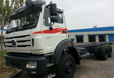 NORTH BENZ 6X4 Lorry Truck