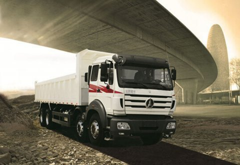 NORTH BENZ 8 X4 Dump Truck