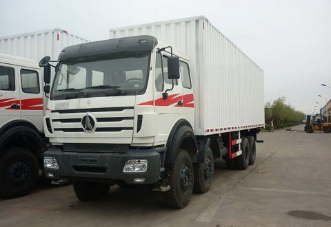 NORTH BENZ 8X4 Lorry Truck