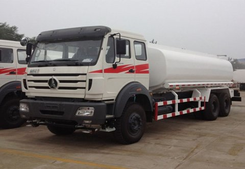 Beiben NG80B 6x4 Water Tanker Truck 20000L In Low Price Hot Sale