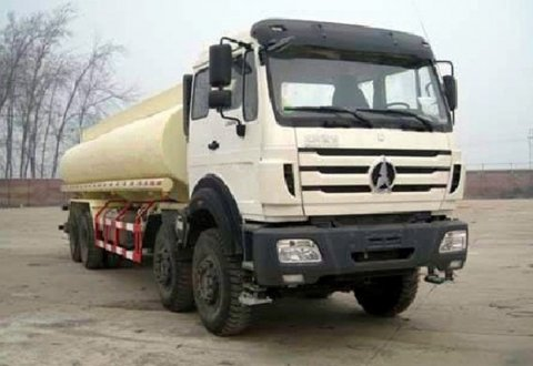 North Benz 27 CBM 8X4 Fuel Truck