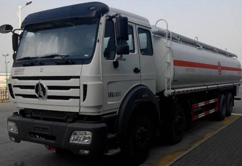 Beiben 6X4 290hp  Fuel Truck For Hot Sale